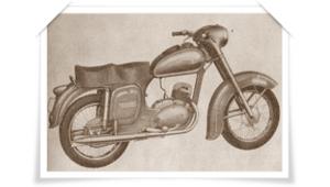 Jawa Čz 125 typ 351